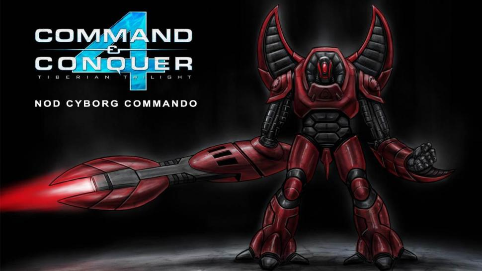 NOD Cyborg Commando.