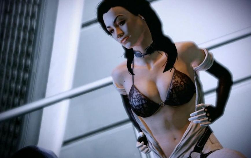 Mass Effect 2: Werbe-Videos erschienen.
