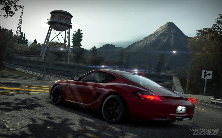 Screenshots zu Need for Speed World. (1)