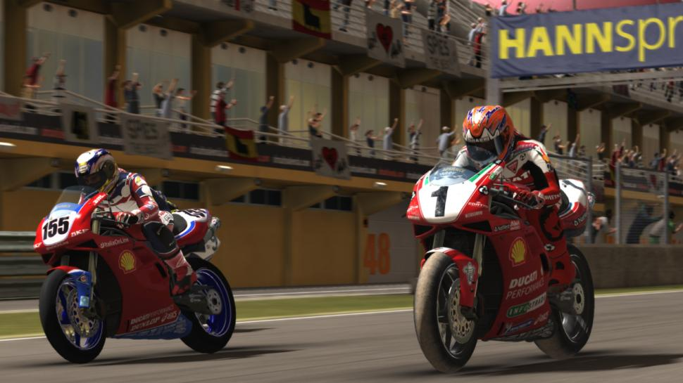 Screenshots aus SBK X. (2)