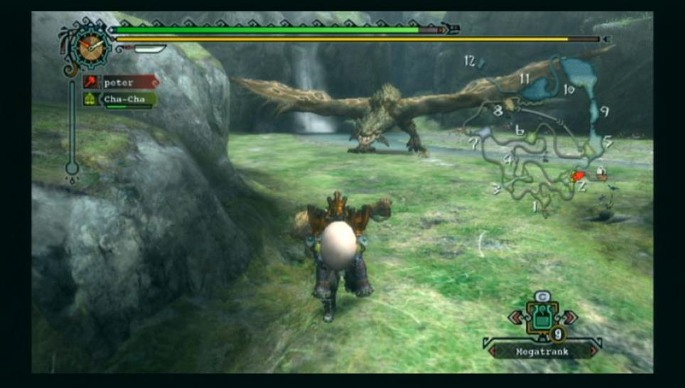 Monster Hunter Tri - Screenshots aus der Wii-Version (1)