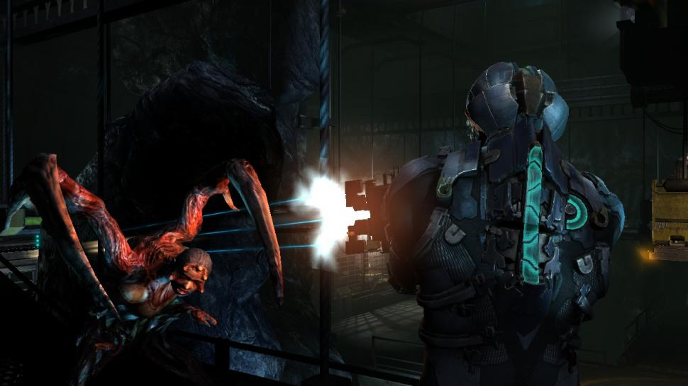 Screenshots zu Dead Space 2.