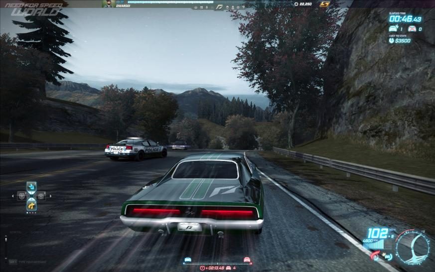 Bilder zu Need for Speed World. (1)