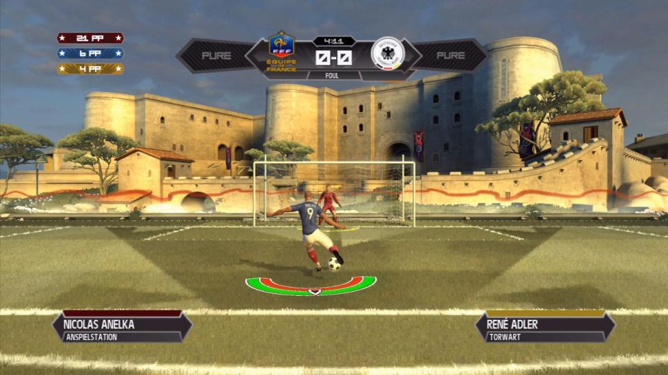 Pure Football im Test-Video