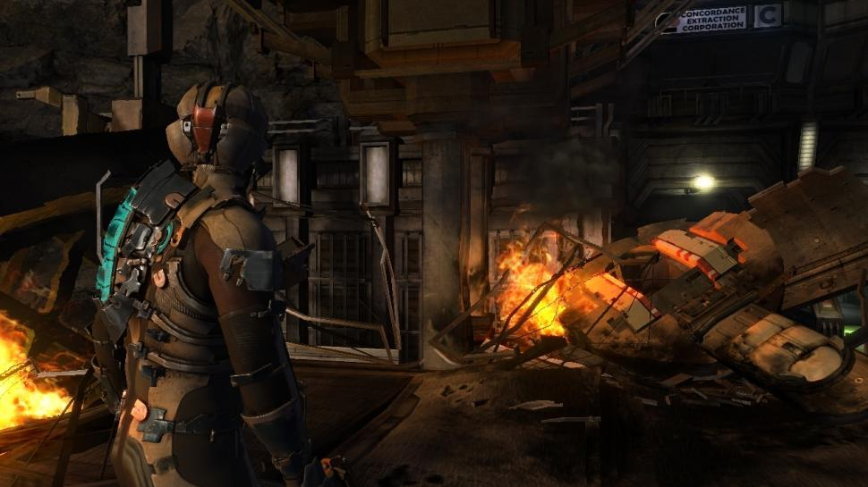 E3 2010: Gameplay-Trailer zu Dead Space 2 als Videostream. (1)