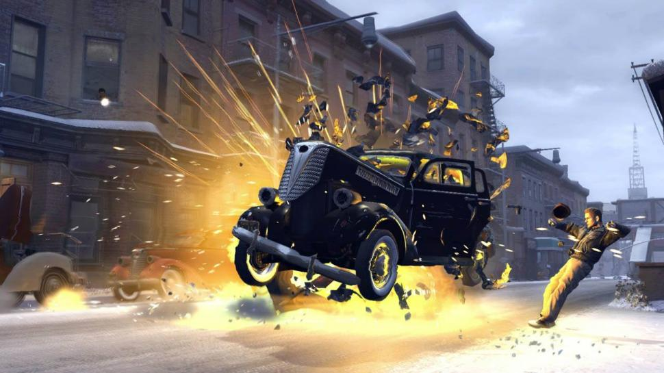 Kick in the Head-Trailer zu Mafia 2 als Videostream erschienen. (1)