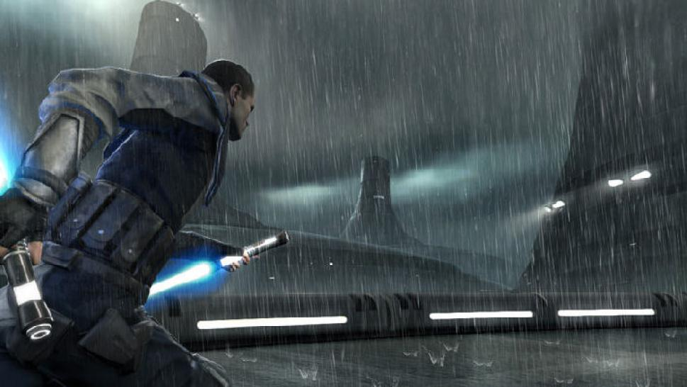 Offizielle Website und Subject-1157-Trailer zu Star Wars: The Force Unleashed 2 im Videostream. (1)