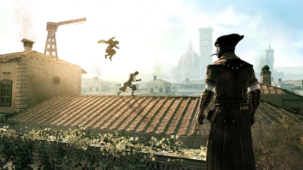 Screenshots aus Assassin's Creed: Brotherhood.