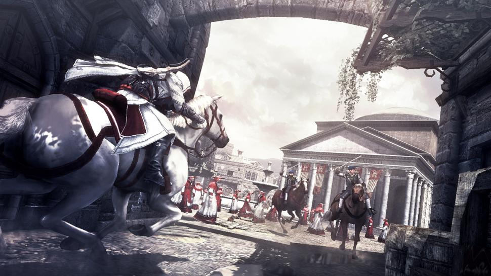 Screenshots aus Assassin's Creed 2.