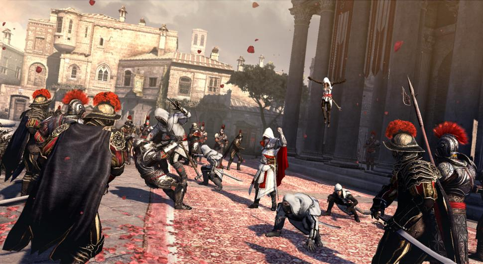 Assassin's Creed: Brotherhood - Neuer Story-Trailer stellt den Bösewicht vor. (1)