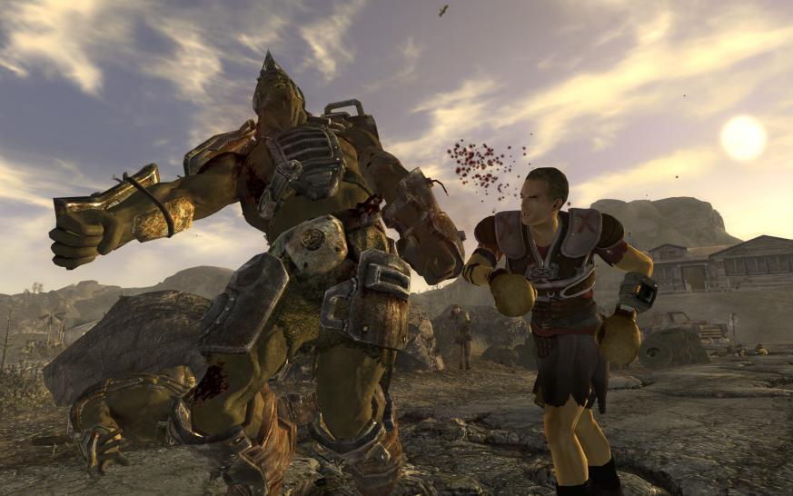 Fallout: New Vegas - ESRB-Rating ab 17 dank Fisto, dem Sex