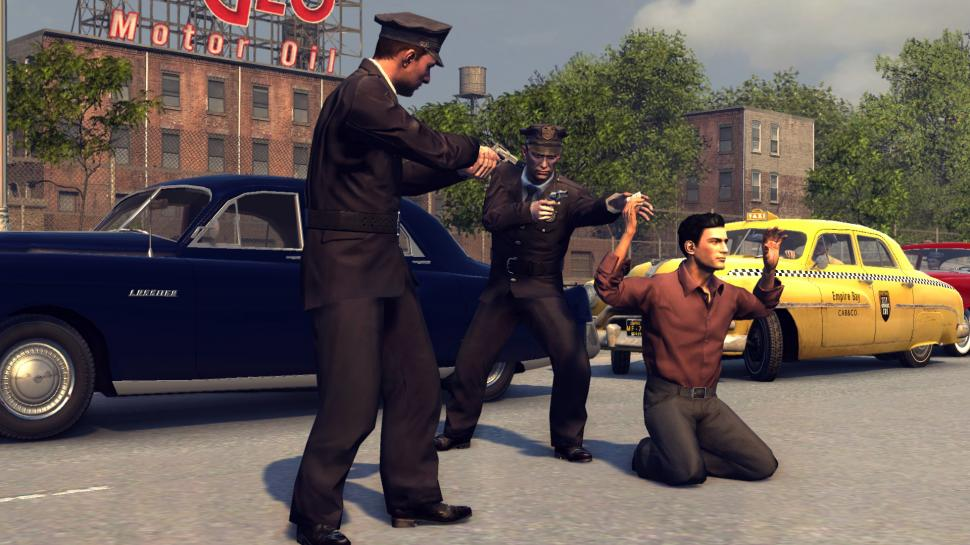 E3-Screenshots aus Mafia 2. (1)