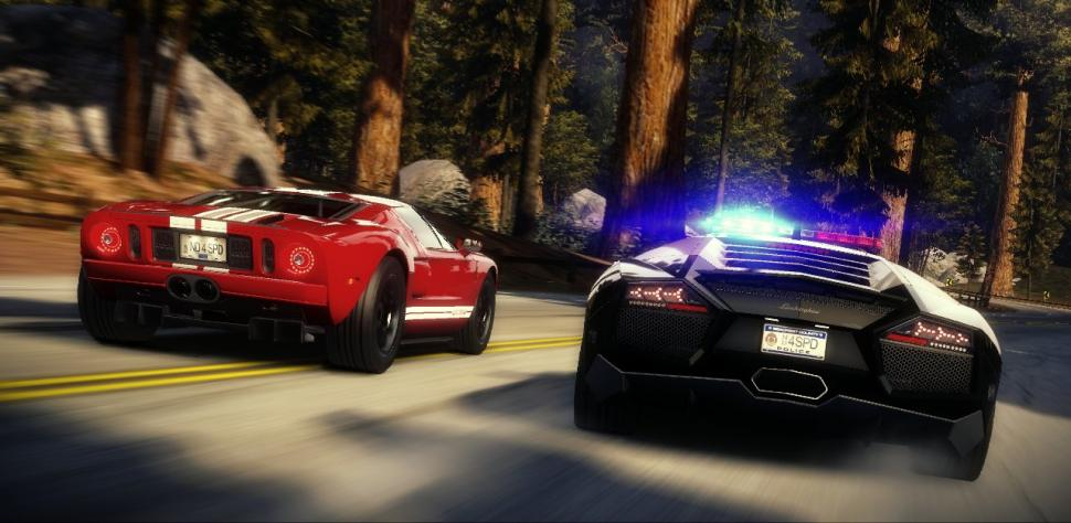 Need for Speed: Hot Pursuit - Acht-Spieler-Multiplayer, keine Cockpit-Ansicht. (1)