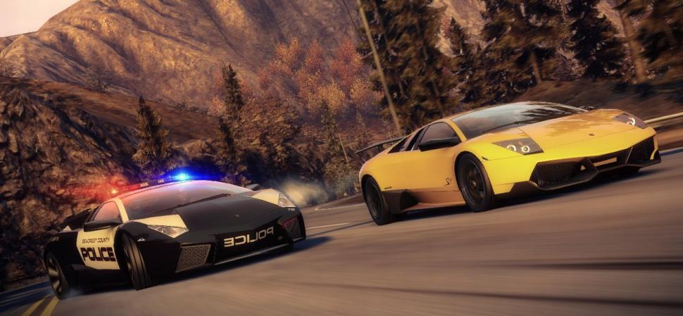 <b>Platz 10:</b> Need for Speed: Hot Pursuit - 4,02 Prozent