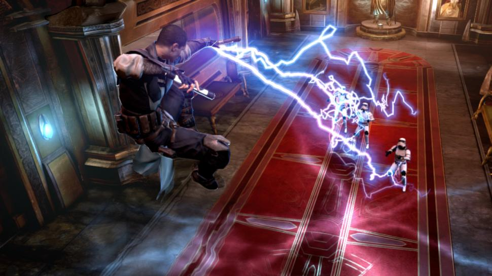 Platz 10: Force Unleashed 2