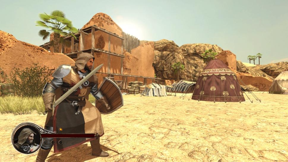 Ein Gameplay-Trailer zu The First Templar zeigt den Charakter Celian in Aktion. (1)