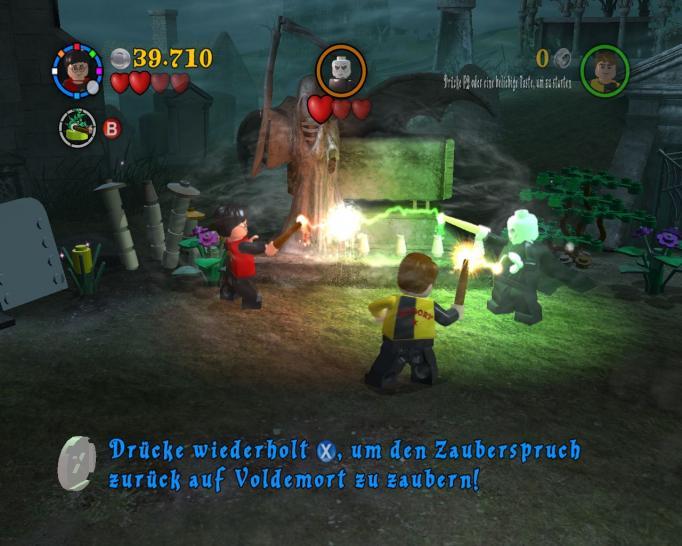 Lego Harry Potter Die Jahre 1 4 Im Test Ein Zauberhafter Spass Auf Dem Pc