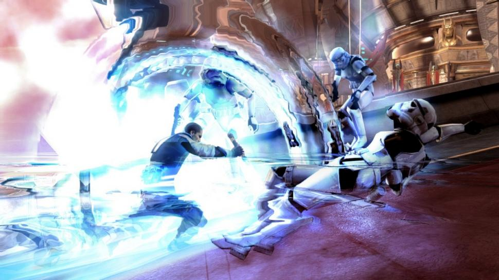 Die neuesten Screenshots zu The Force Unleashed 2 in der Bildergalerie. (1)