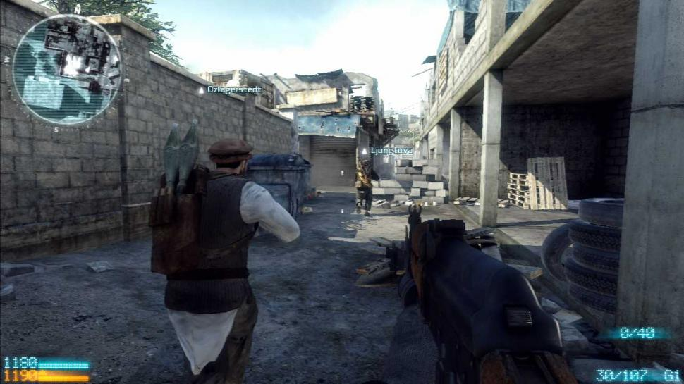 Screenshots aus der Multiplayer-Beta zu Medal of Honor.