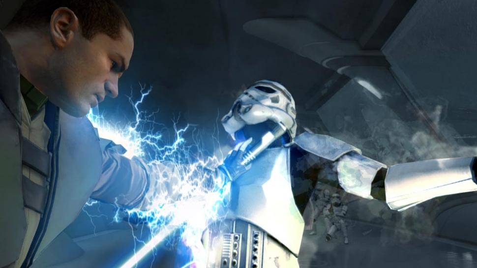 Erstes Dev-Diary zu The Force Unleashed 2: Screenshots aus dem Star Wars-Spiel. (1)