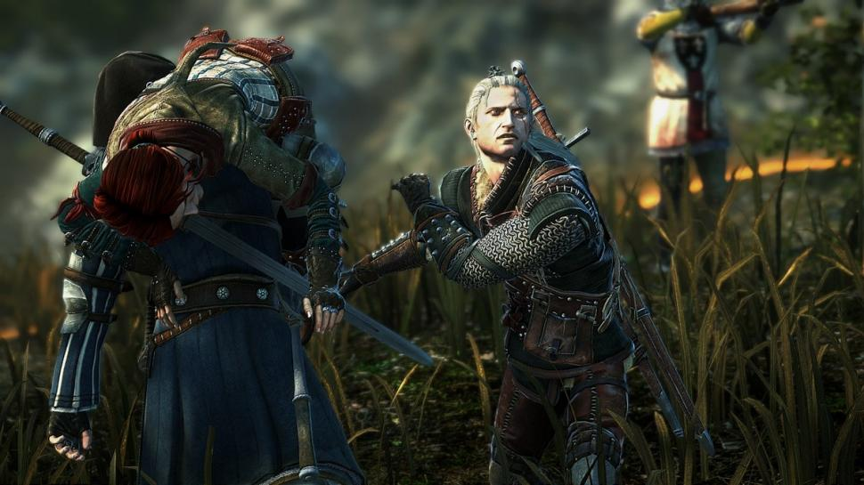 Brandneue Gameplay-Trailer zu The Witcher 2: Alle neuen Screenshots zum Rollenspiel in der Bildergalerie. (1)