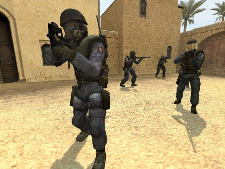 Platz 20: <b>Counter-Strike: Source</b> (unverändert)