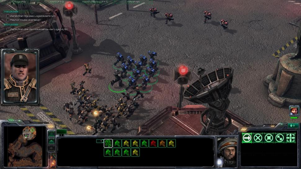 Starcraft 2: Das Intro zur Wings of Liberty-Kampagne im HD-Video. (1)