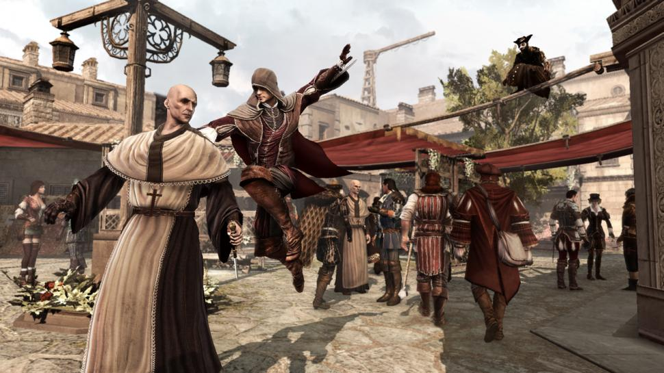 Neue Bilder aus Assassin's Creed: Brotherhood.