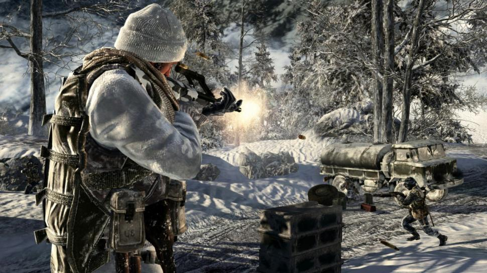 Screenshots aus Call of Duty: Black Ops.