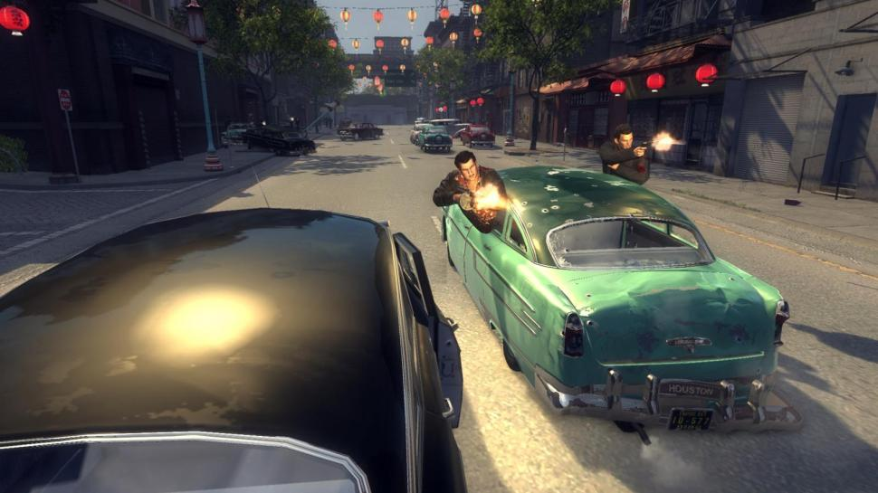 Screenshots aus Mafia 2.