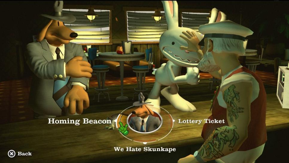 PC - Platz 15: Sam & Max: The Devil's Playhouse Episode 1 - The Penal Zone - Durchschnittswertung: 81 Prozent