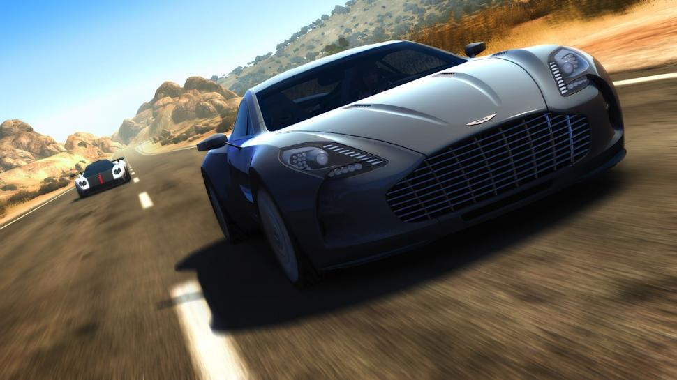 Test Drive Unlimited 2: Bilder und TDU2-Video zum Aston Martin One 77. (1)