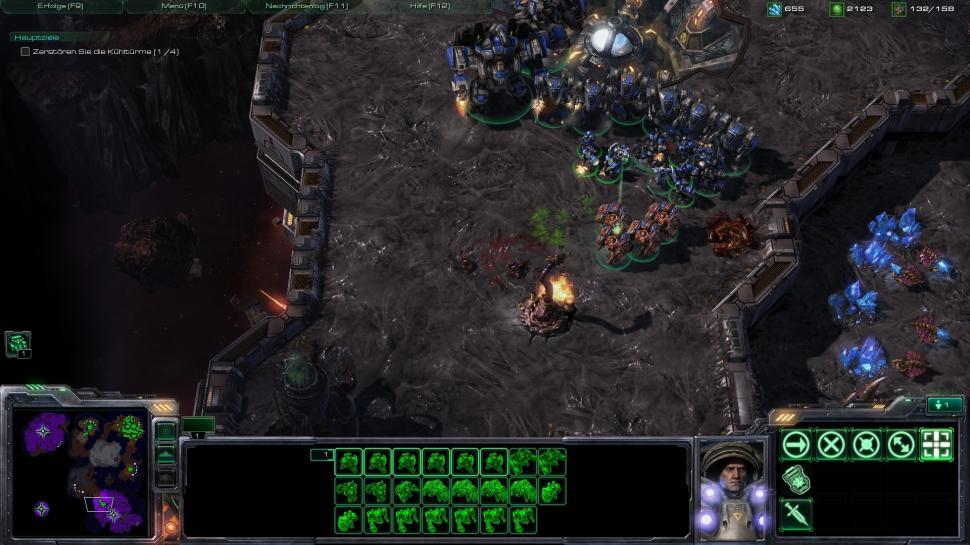 Starcraft 2: Patch 1 1 0 ist live - die Verbesserungen im Detail