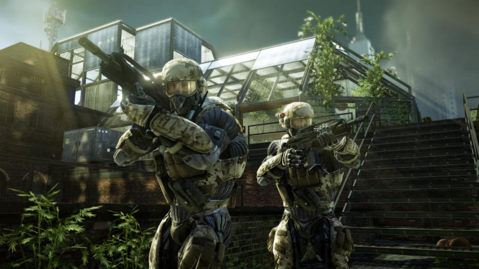 Crysis 2-Multiplayer: Erste Screenshots in der Bildergalerie. (1)