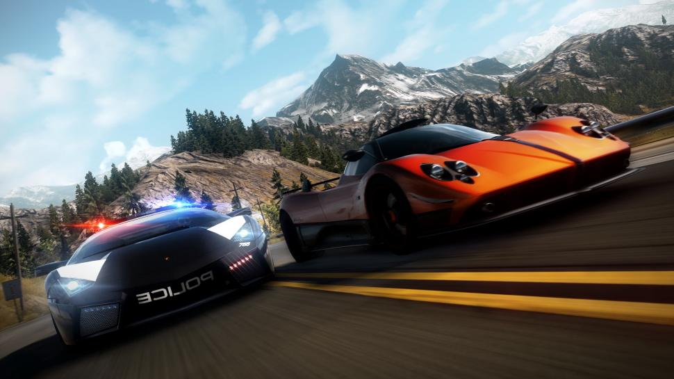 Platz 10: Need for Speed - Hot Pursuit