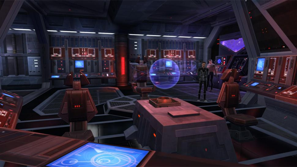 Screenshots aus Star Wars: The Old Republic.