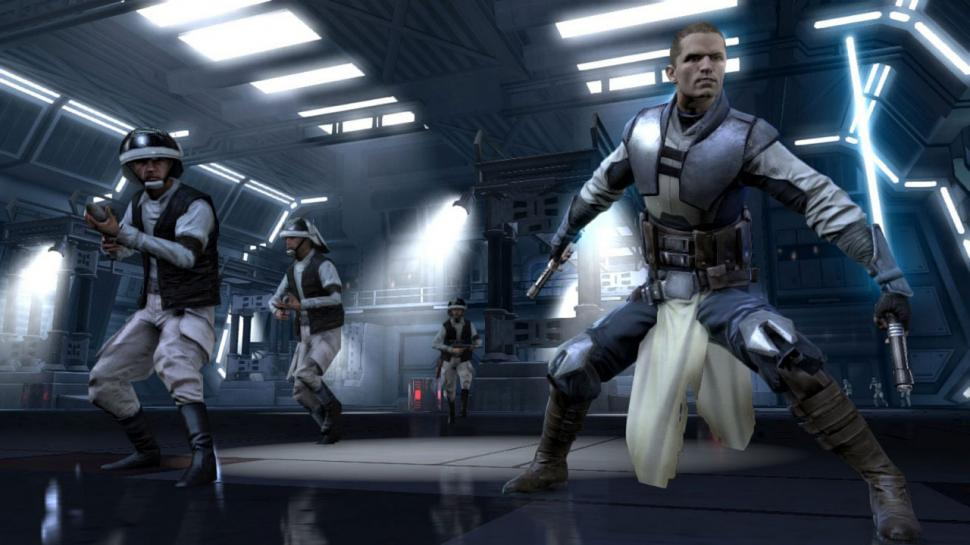 Gamescom-Bilder und Trailer zu Star Wars: The Force Unleashed 2. (1)