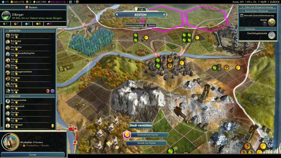 Civilization 5: Exklusiver Vorbesteller-Bonus bei Steam angekündigt. Dort kommt das Cradle of Civilization Map Pack - Mesopotamia mit. (1)