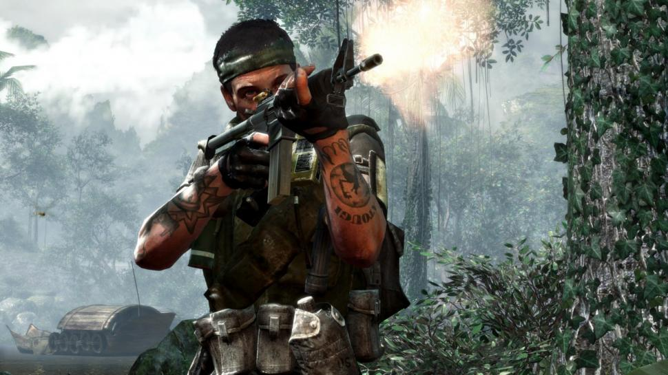 Call of Duty: Black Ops Screenshots zum kommenden Ego-Shooter (1)