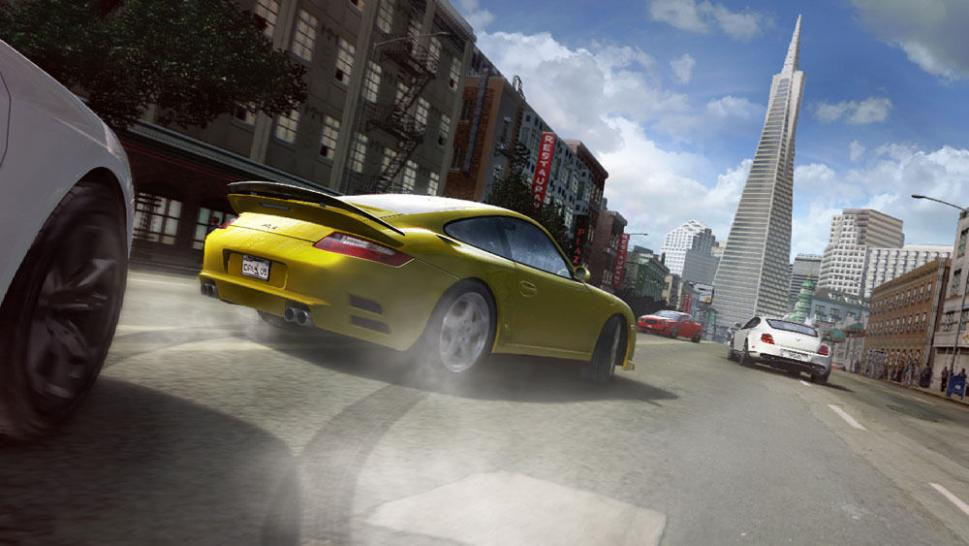 Screenshot zu Driver: San Francisco