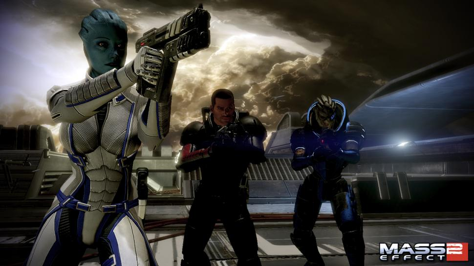 Screenshots aus Lair of the Shadow Broker für Mass Effect 2.