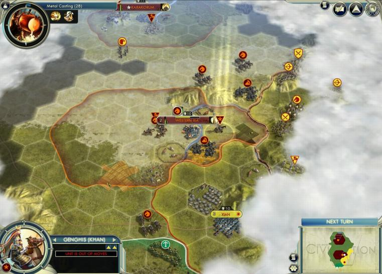 Platz 20: Civilization 5 - Gods and Kings-Erweiterung