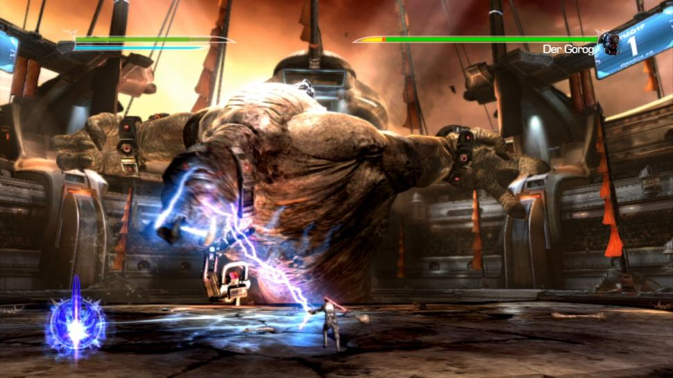 Star Wars: The Force Unleashed 2 im PC-Test