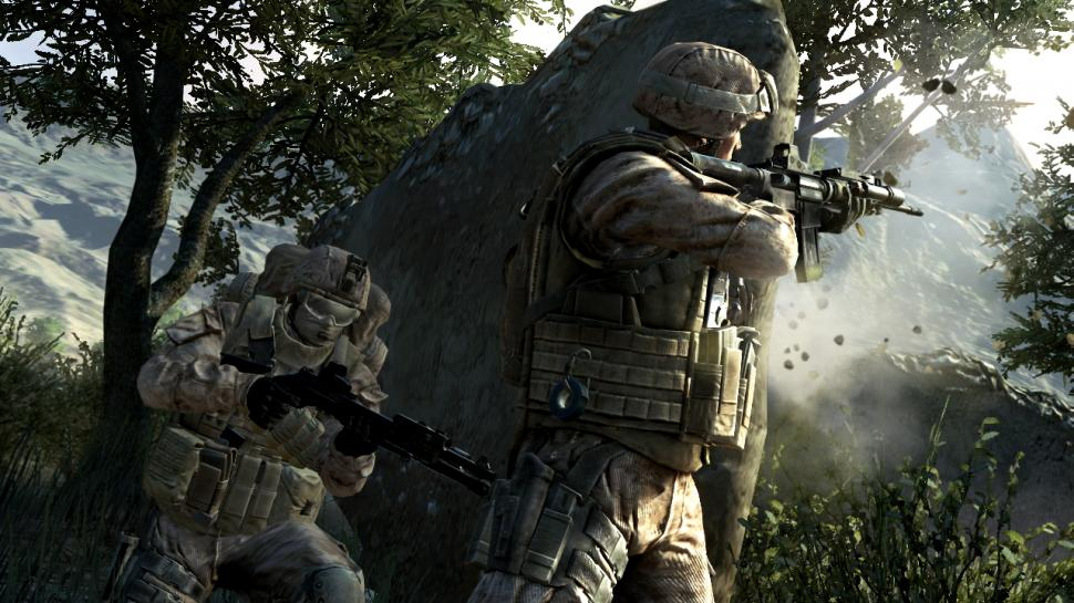 Ein neues Gameplay-Video zu Operation Flashpoint: Red River zeigt die Soldaten des US Marine Corps unter Druck. (1)
