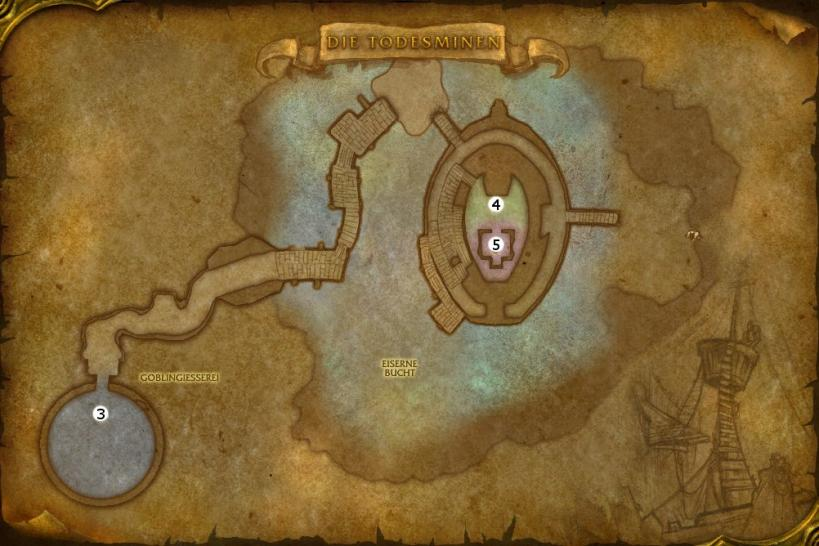 Die Instanz Todesminen in WoW: Cataclysm (1)