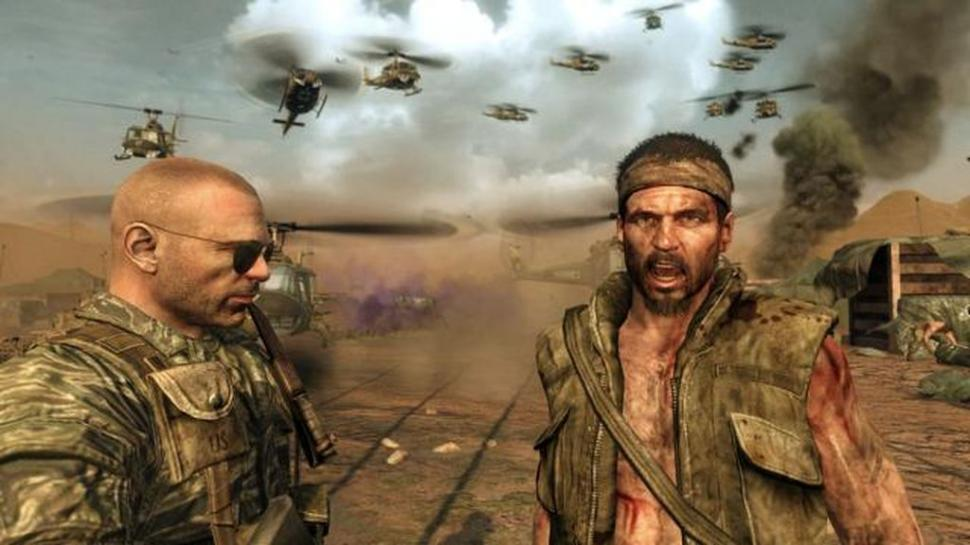 10. Call of Duty: Black Ops
