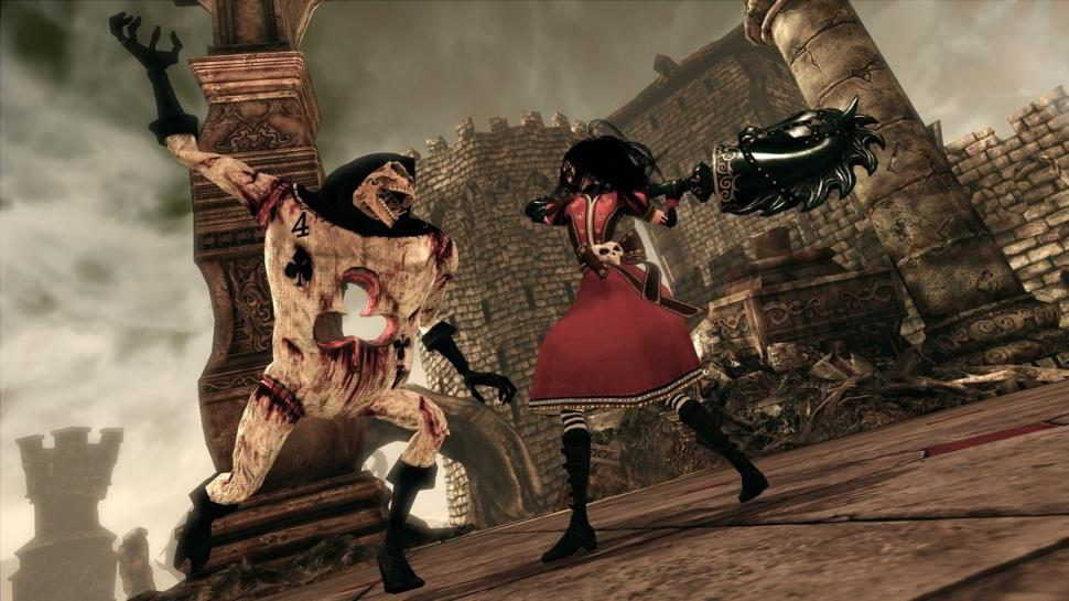 Hier gibt es Screenshots aus Alice: Madness Returns. (1)