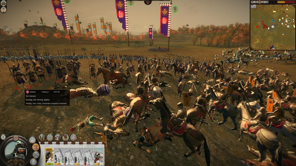 Download Total War Shogun 2 DX11 update Torrent