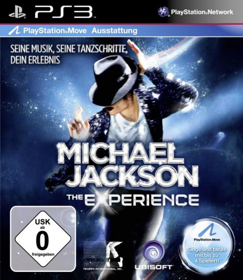 10: Michael Jackson: The Experience