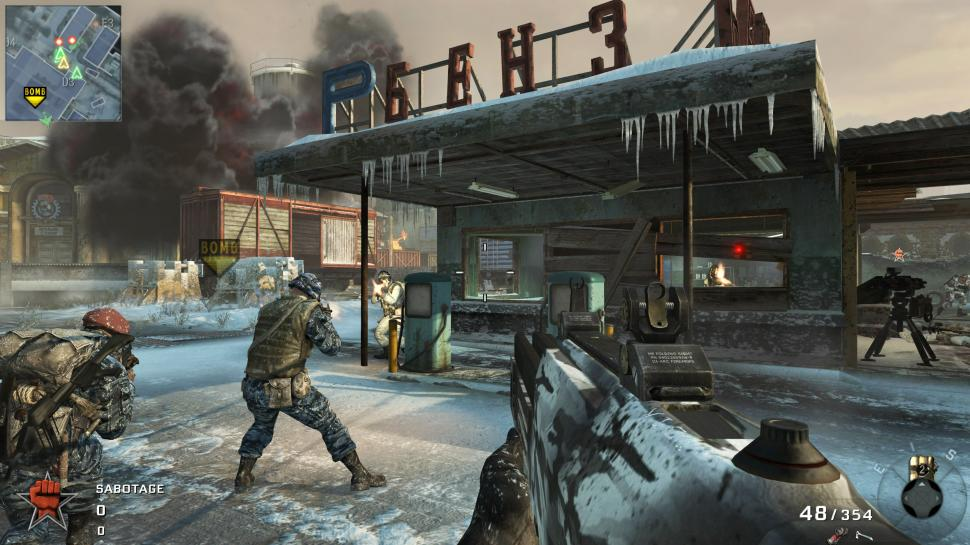 Call of Duty: Black Ops - Activision bestätigt Annihilation Map-Pack Call Of Duty Map Packs on